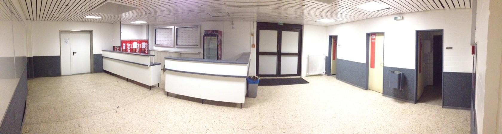 Bewirtungsraum Eichendorffhalle 2015