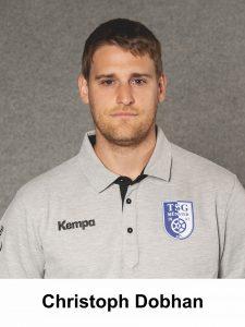 Schiedsrichter Christoph Dobhan