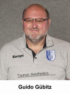 Schiedsrichter Guido Gübitz