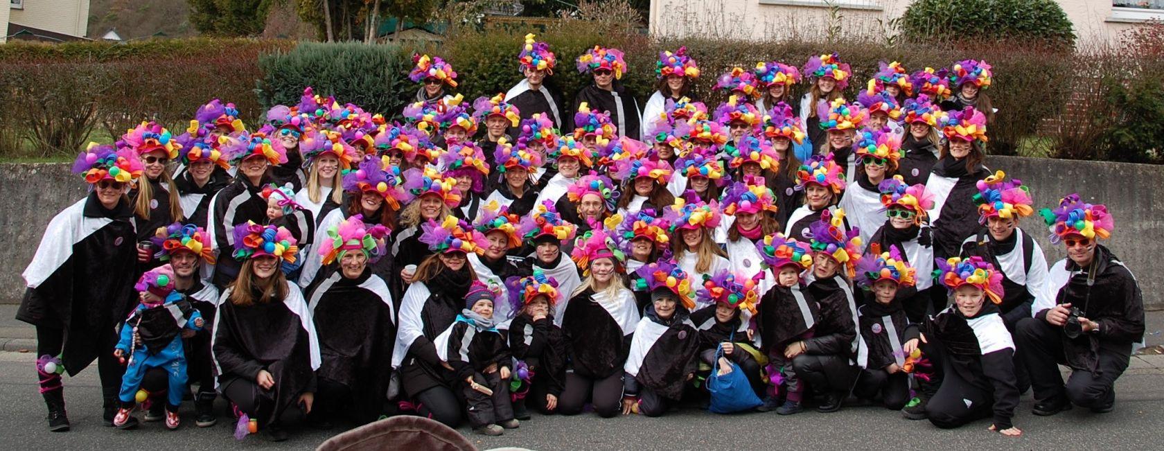 Abteilung Karneval TSG Münster
