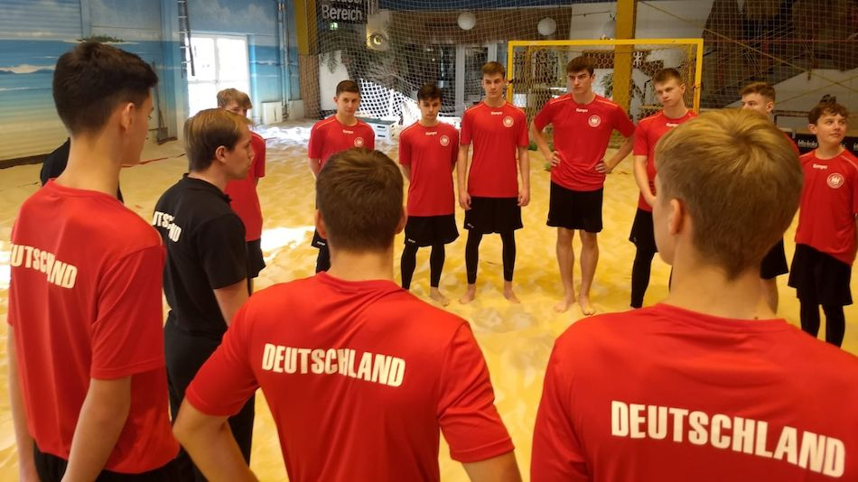 2020-02-21  U17 Lehrgang Nationalmannschaft