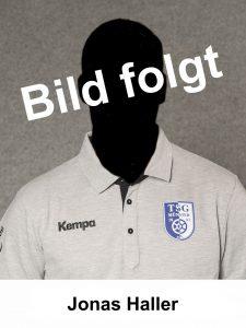 Schiedsrichter Jonas Haller