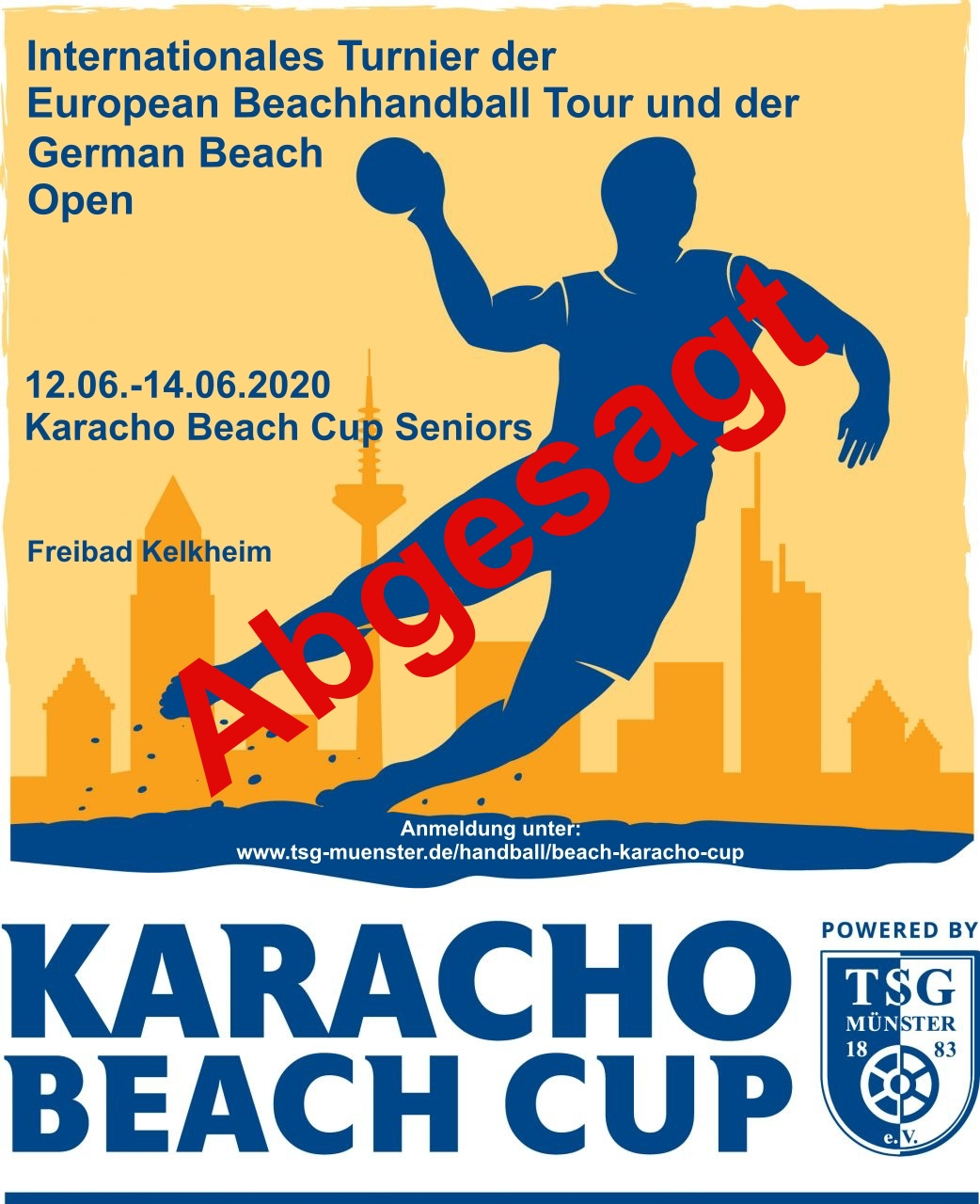 2020-02-14 Absage Karacho Beach Cup Seniors Web