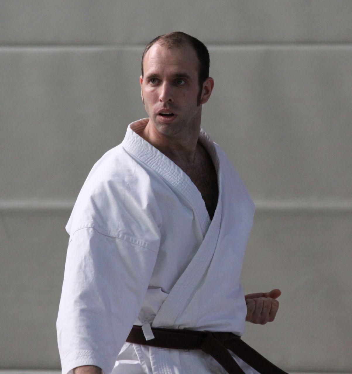 Julius Peter Zyweck Karate