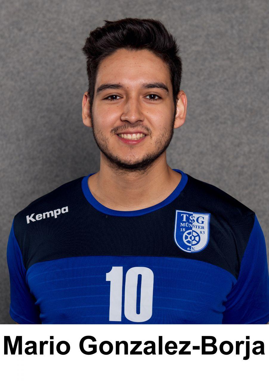 10 Mario Gonzalez-Borja