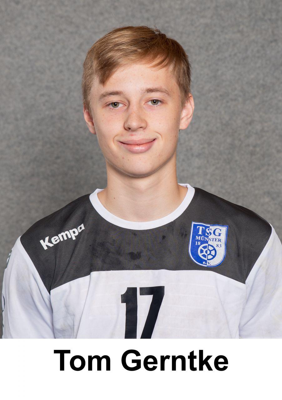 17 Tom Gerntke