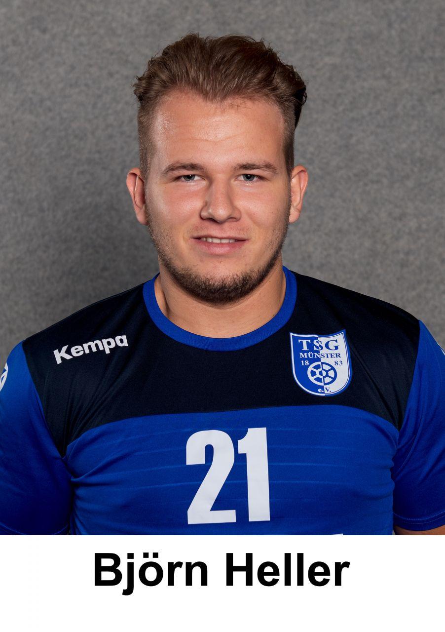 21 Björn Heller