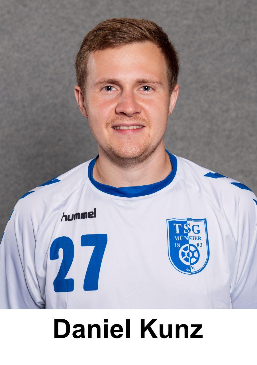 27 Daniel Kunz
