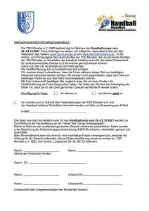 Camp Datenschutzrechtliche Einwilligung Foto-2021